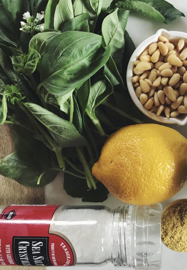 Recipe: Vegan Pesto