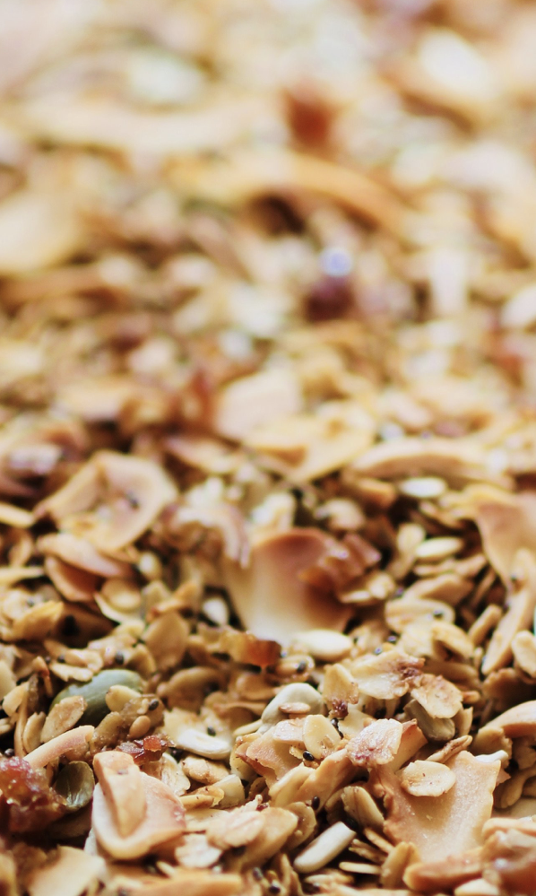 Recipe: Coconut and Date Granola