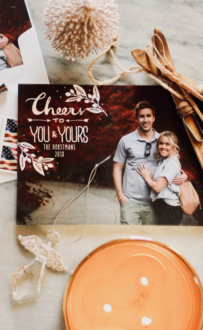 Horstman Family Christmas Cards 2018